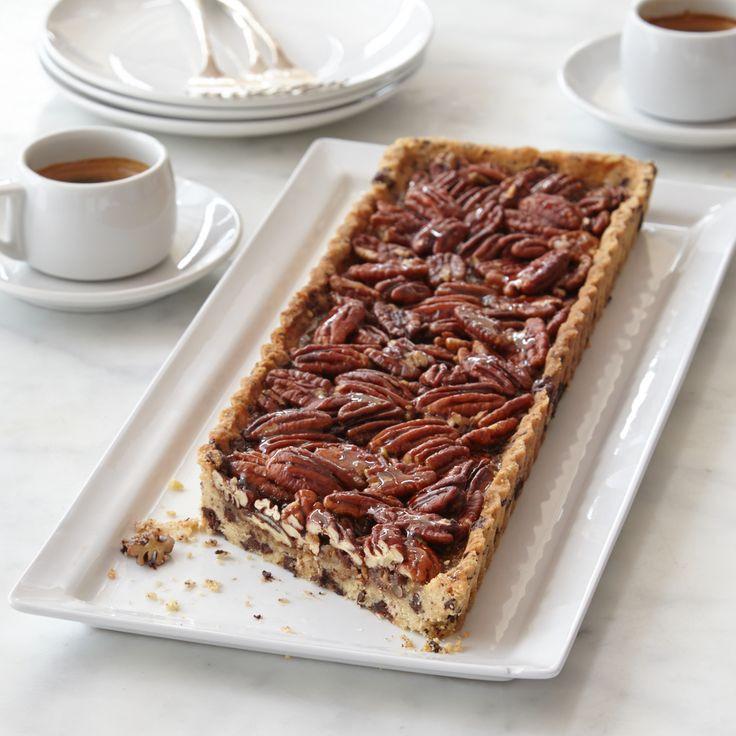 Martha Stewart Pecan Pie  THANKSGIVING PIE RECIPES