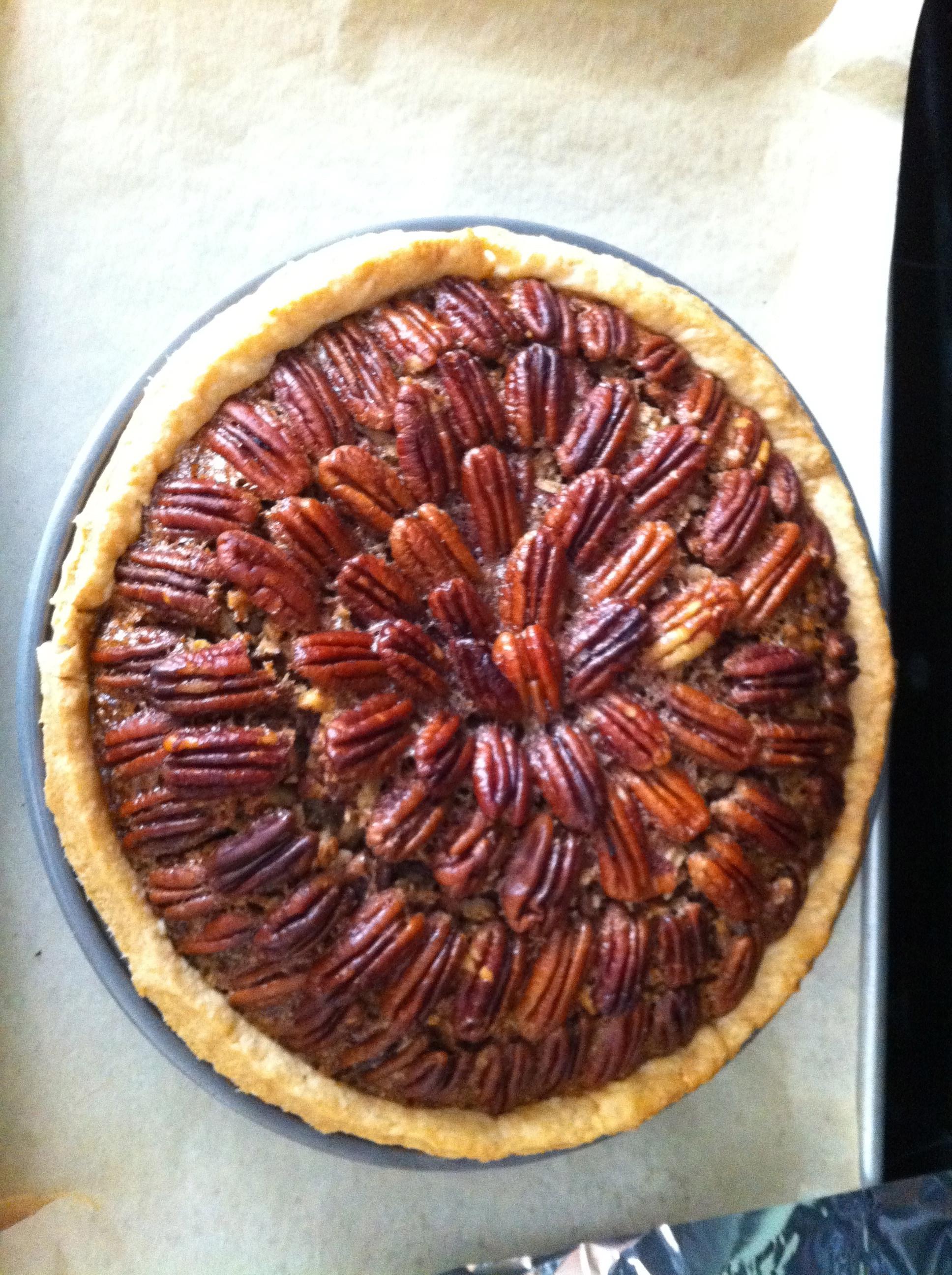 Martha Stewart Pecan Pie  Pecan Pie Recipe Martha Stewart