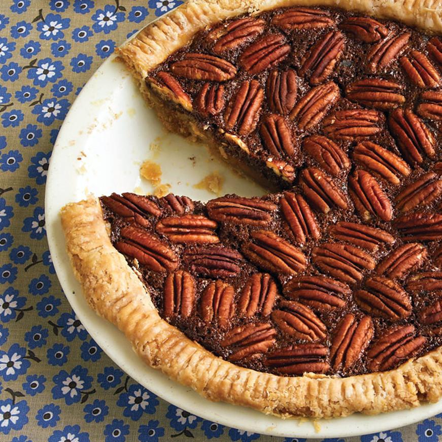 Martha Stewart Pecan Pie  Chocolate Pecan Pie