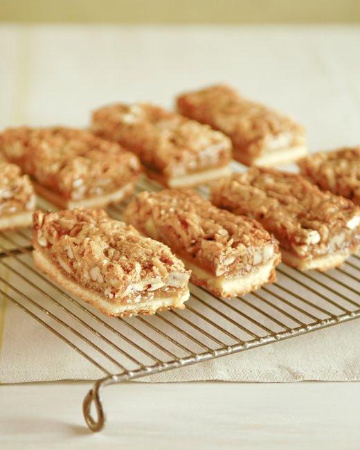 Martha Stewart Pecan Pie  Pecan Bars Recipe