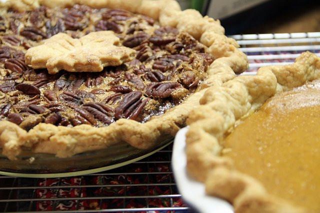 Martha Stewart Pecan Pie  How To Cook A Wolf Pecan Pie