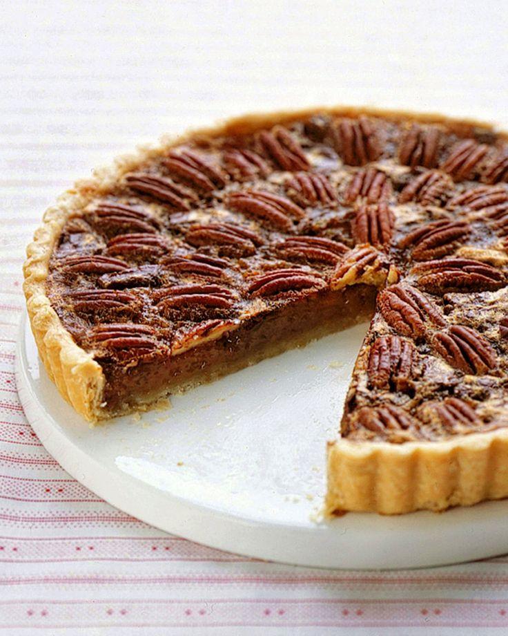 Martha Stewart Pecan Pie  1841 best images about Christmas on Pinterest