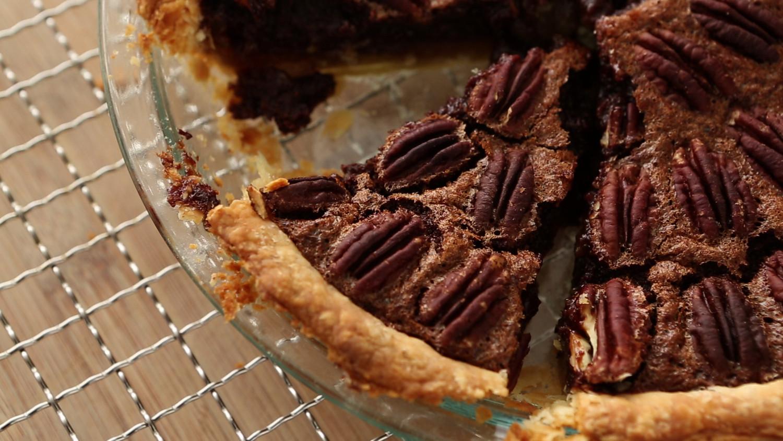 Martha Stewart Pecan Pie  martha stewart pecan pie