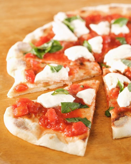Martha Stewart Pizza Dough  Pizza Margherita Recipe & Video
