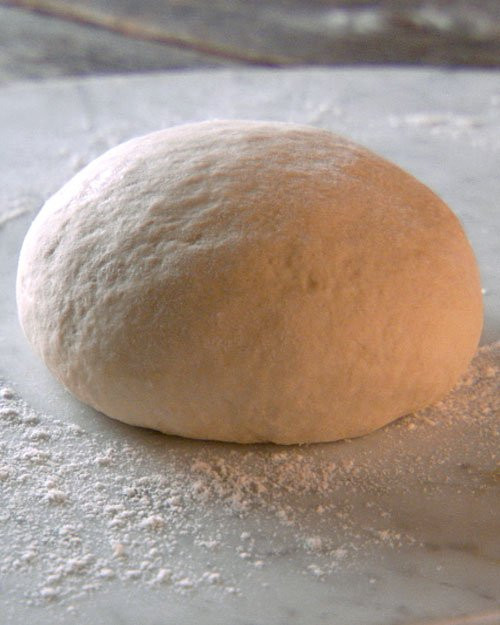 Martha Stewart Pizza Dough  Basic Pizza Dough Recipe from Mad Hungry October 2010