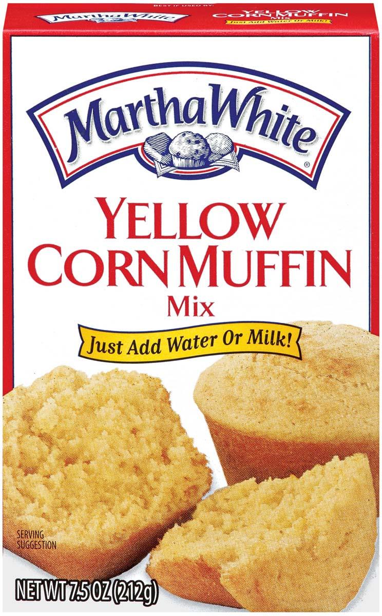 Martha White Cornbread Mix  Corn Muffins Martha White Martha White