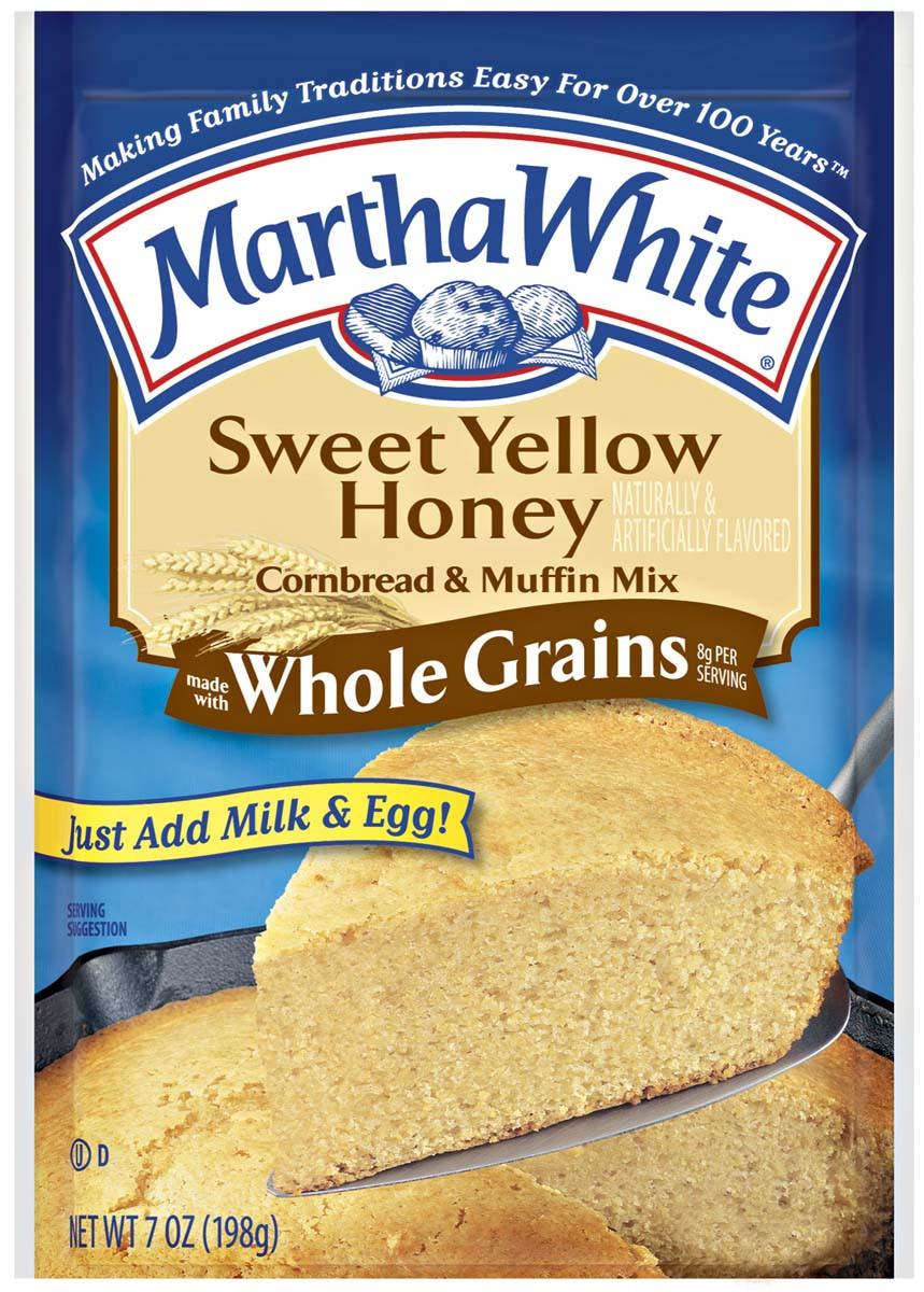 Martha White Cornbread Mix  Martha White