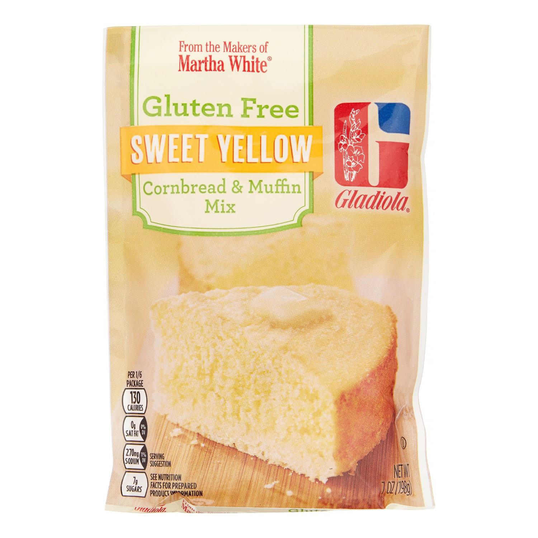Martha White Cornbread Mix  Martha White Gluten Free Cornbread & Muffin Mix Sweet