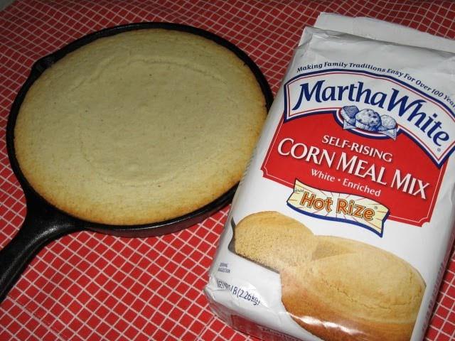 Martha White Cornbread Mix  Chipmunknits Martha White Cornbread