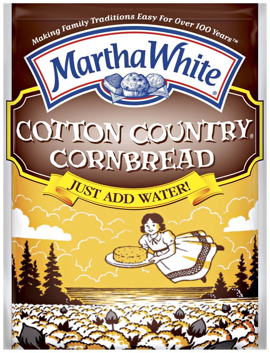 Martha White Cornbread Mix  Country Cornbread Martha White Martha White