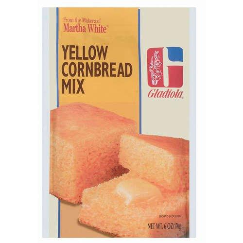 Martha White Cornbread Mix  Martha White Gladiola Yellow Cornbread Mix 6 Oz