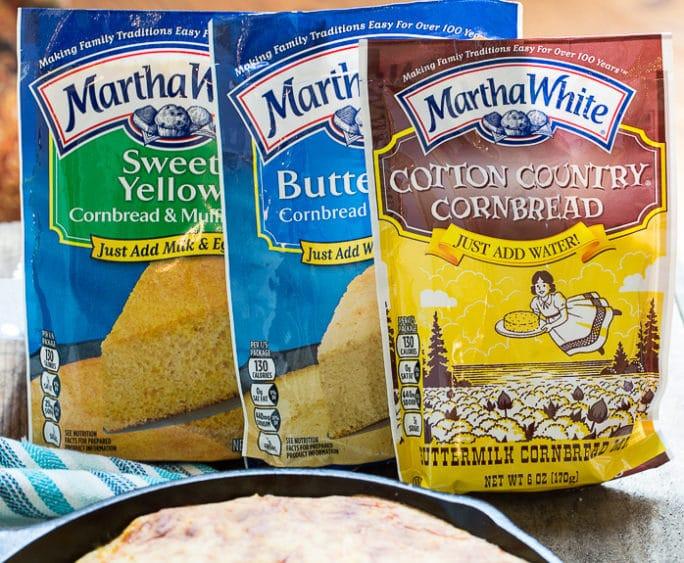 Martha White Cornbread Recipe  martha white cornbread mix recipes