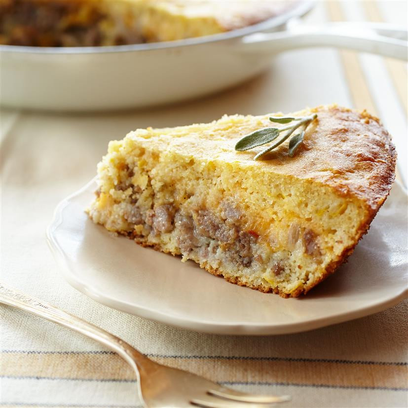 Martha White Cornbread Recipe  Sausage Cornbread Bake Martha White