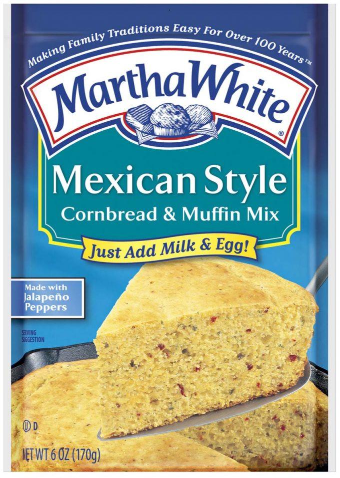 Martha White Cornbread Recipe  Cheddar Bacon Jalapeno Cornbread Loaf