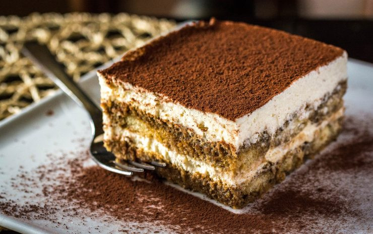 Mascarpone Cheese Dessert Recipe  Tiramisu Recipe with Homemade Mascarpone Taste of Maroc