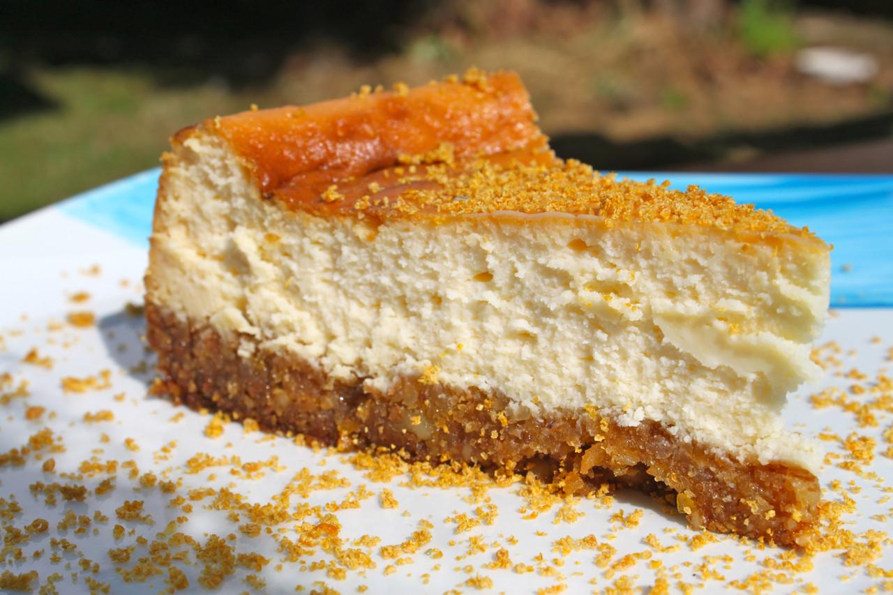 Mascarpone Cheese Desserts Recipes  Lemon Cheesecake with Mascarpone