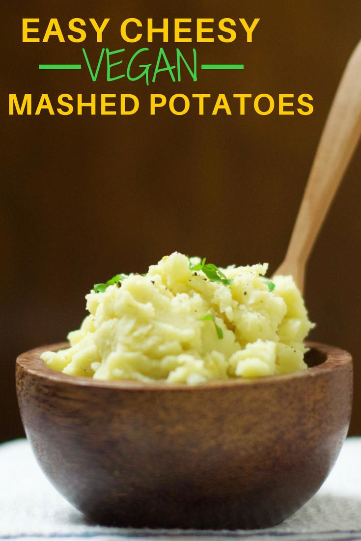 Mash Potato Recipe Easy  Easy Cheesy Mashed Potatoes