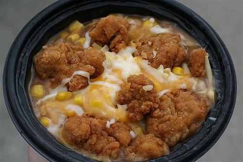 Mashed Potato Bowl  Lazy Fast Food