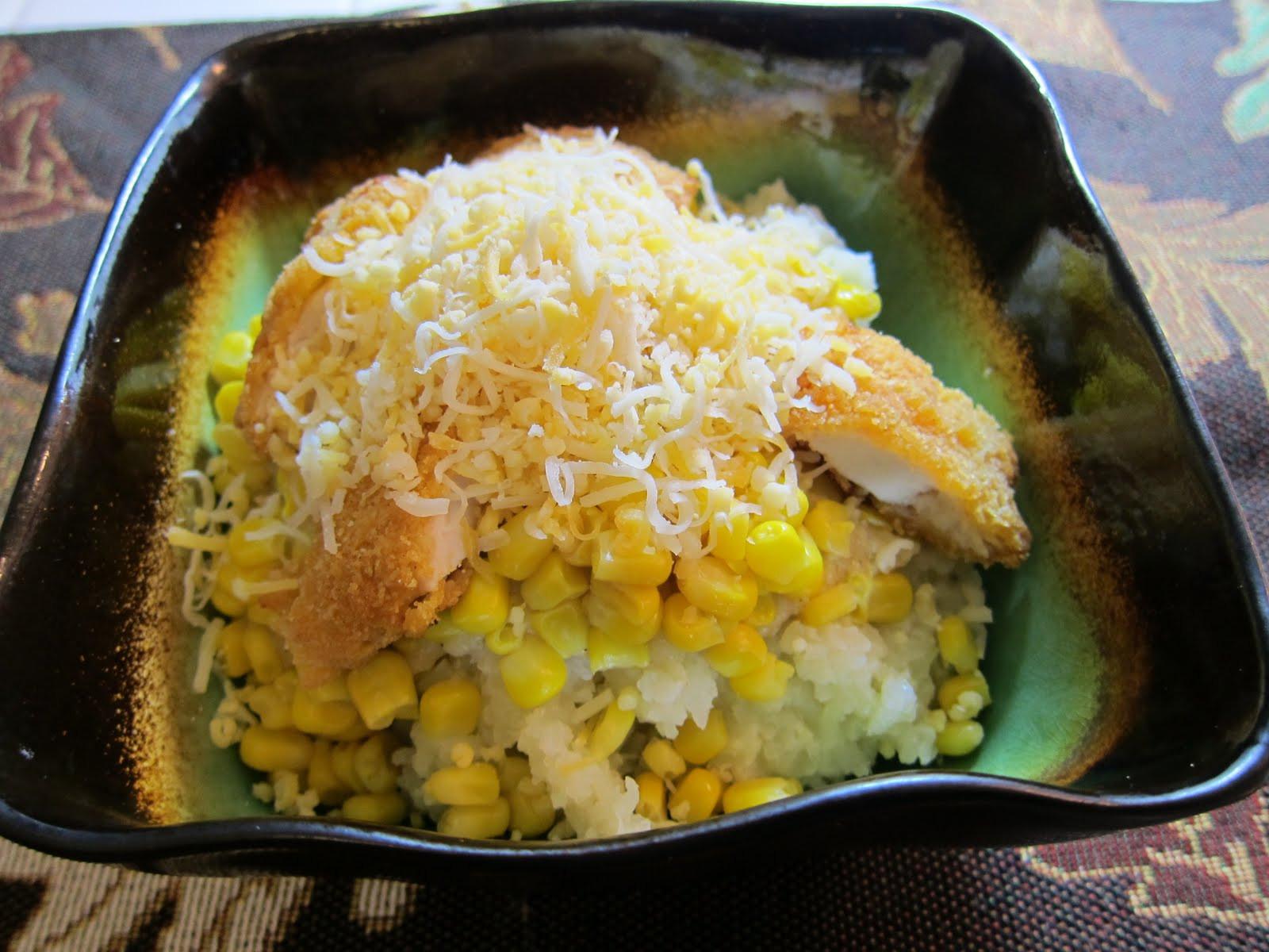 "Mashed Potato Bowl  Rocky Barragan Recipes Mashed ""Potato"" Bowl KFC Inspired"