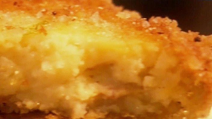 Mashed Potato Cakes Paula Deen  Mashed potato cake Recipes