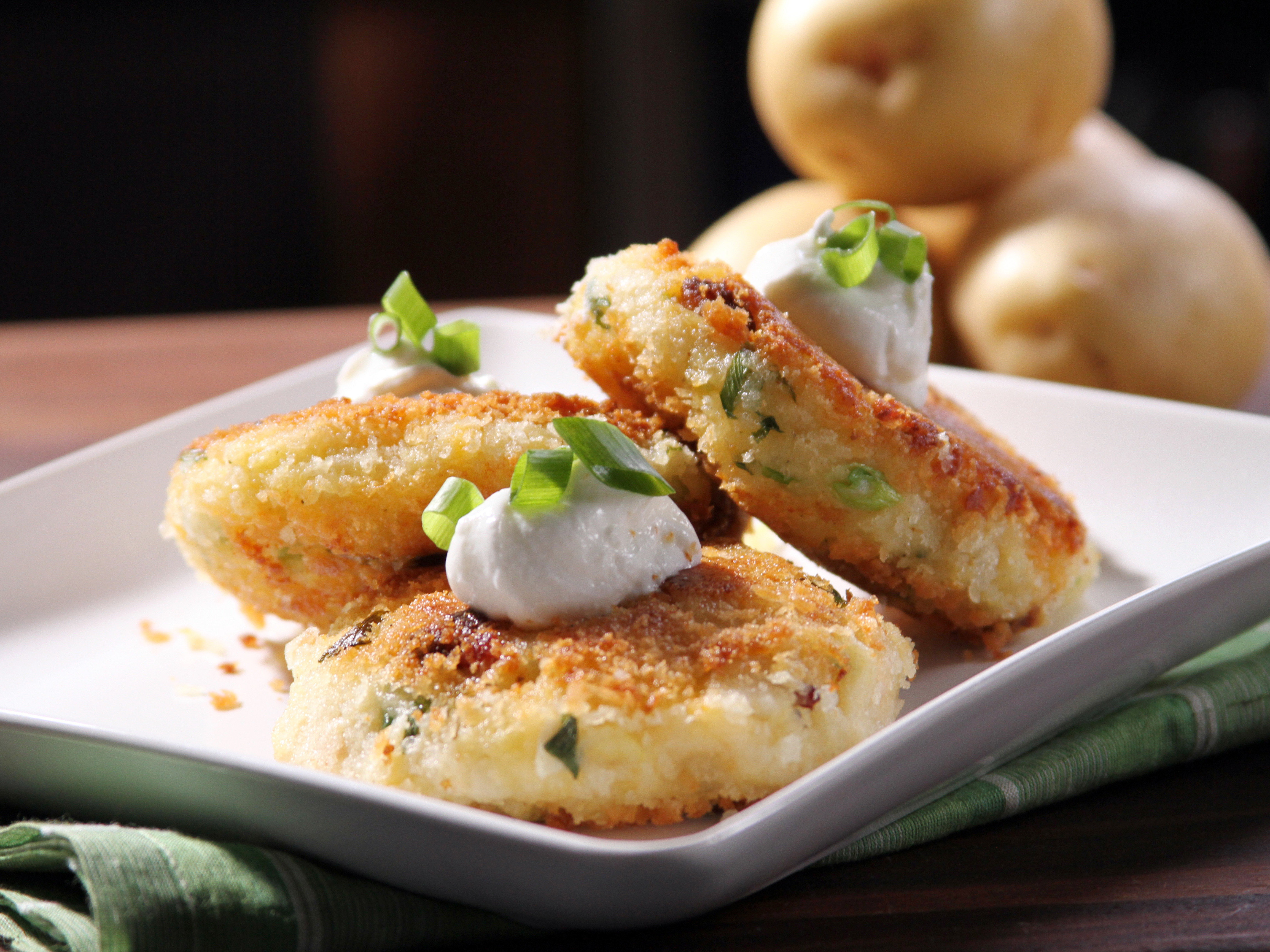 Mashed Potato Cakes Paula Deen  What to do with Leftover Mashed Potatoes
