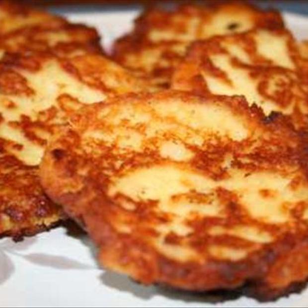 Mashed Potato Cakes Paula Deen  Crab Cakes Recipe Food