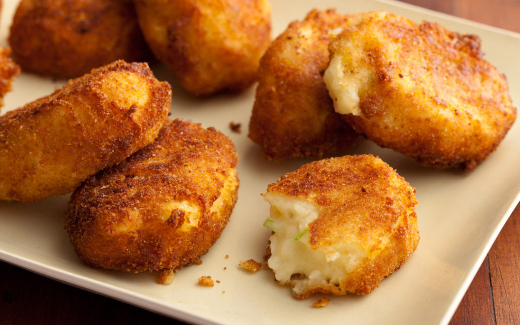 Mashed Potato Cakes Paula Deen  The Best Roundup of Potato Recipes You ll Ever See