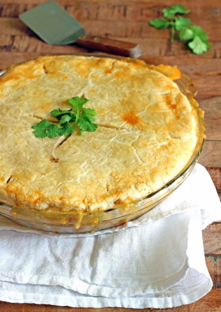 Mashed Potato Pies  Ham and Mashed Potato Pot Pie
