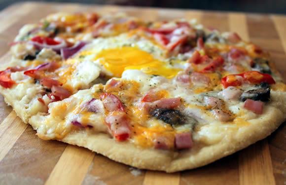 Mashed Potato Pizza  Mashed Potato Pizza Recipe Average Betty