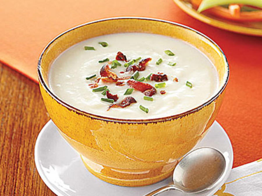 Mashed Potato Soup  make leftover mashed potato soup