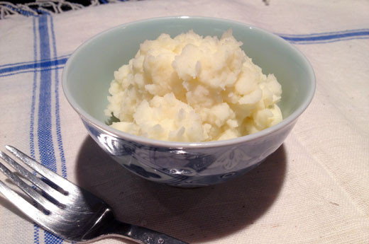 Mashed Potatoes From Scratch  Quick Homemade Mashed Potatoes from Scratch