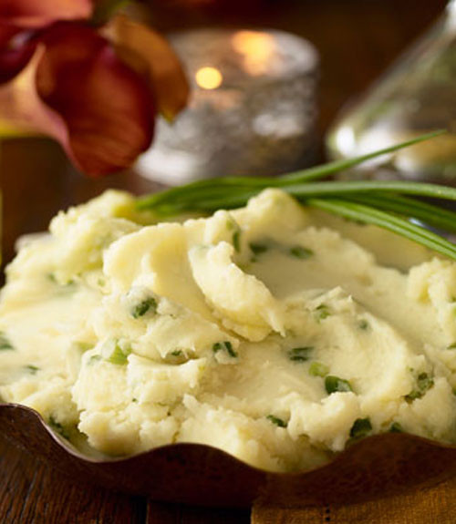 Mashed Potatoes From Scratch  Buttermilk Mashed Potatoes Thanksgiving Recipes