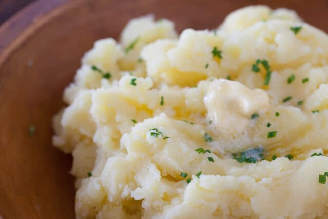 Mashed Potatoes No Milk  Very Best Mashed Potatoes No Milk Recipe