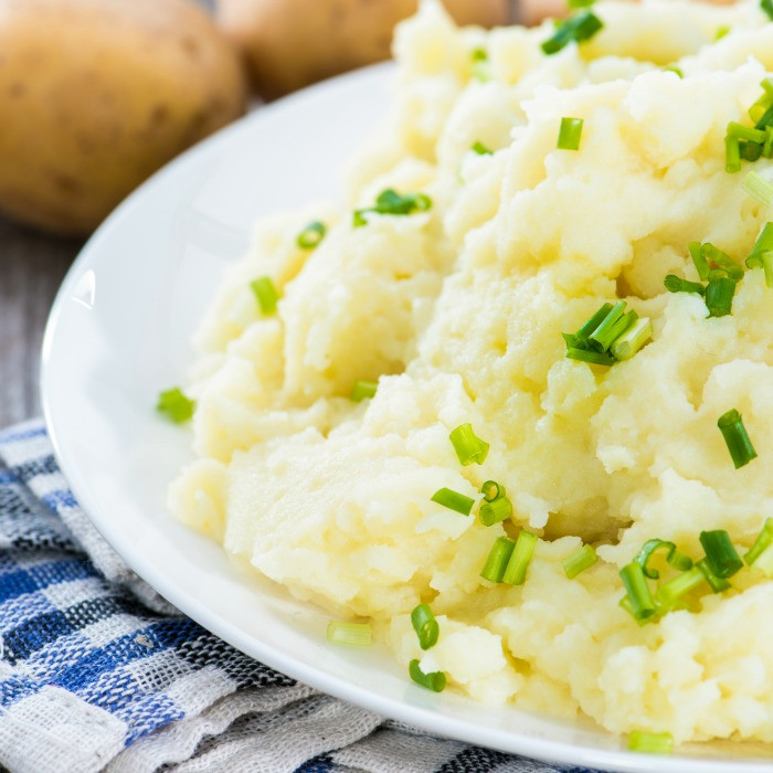 Mashed Potatoes No Milk  Light & Fluffy Dairy Free Mashed Potatoes Nerdy Mamma