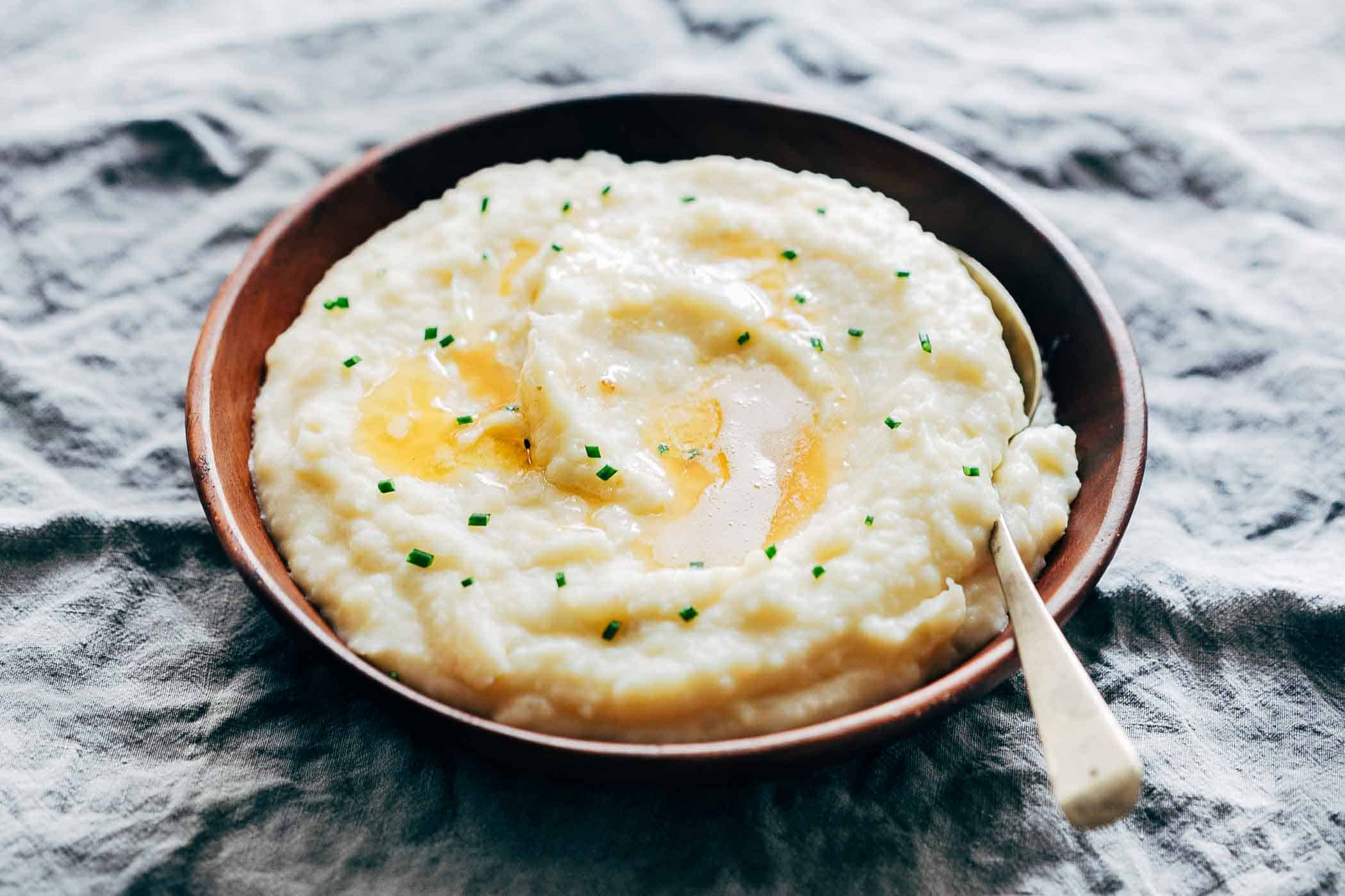 Mashed Potatoes Pressure Cooker  Instant Pot Garlic Mashed Potatoes Pressure Cooker Recipe