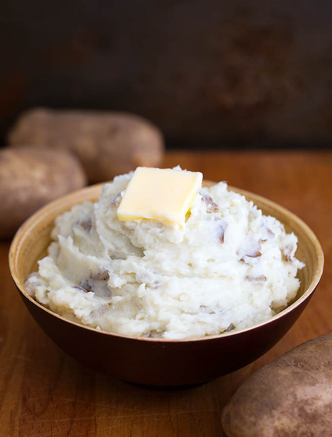 Mashed Potatoes Pressure Cooker  Instant Pot Mashed Potatoes