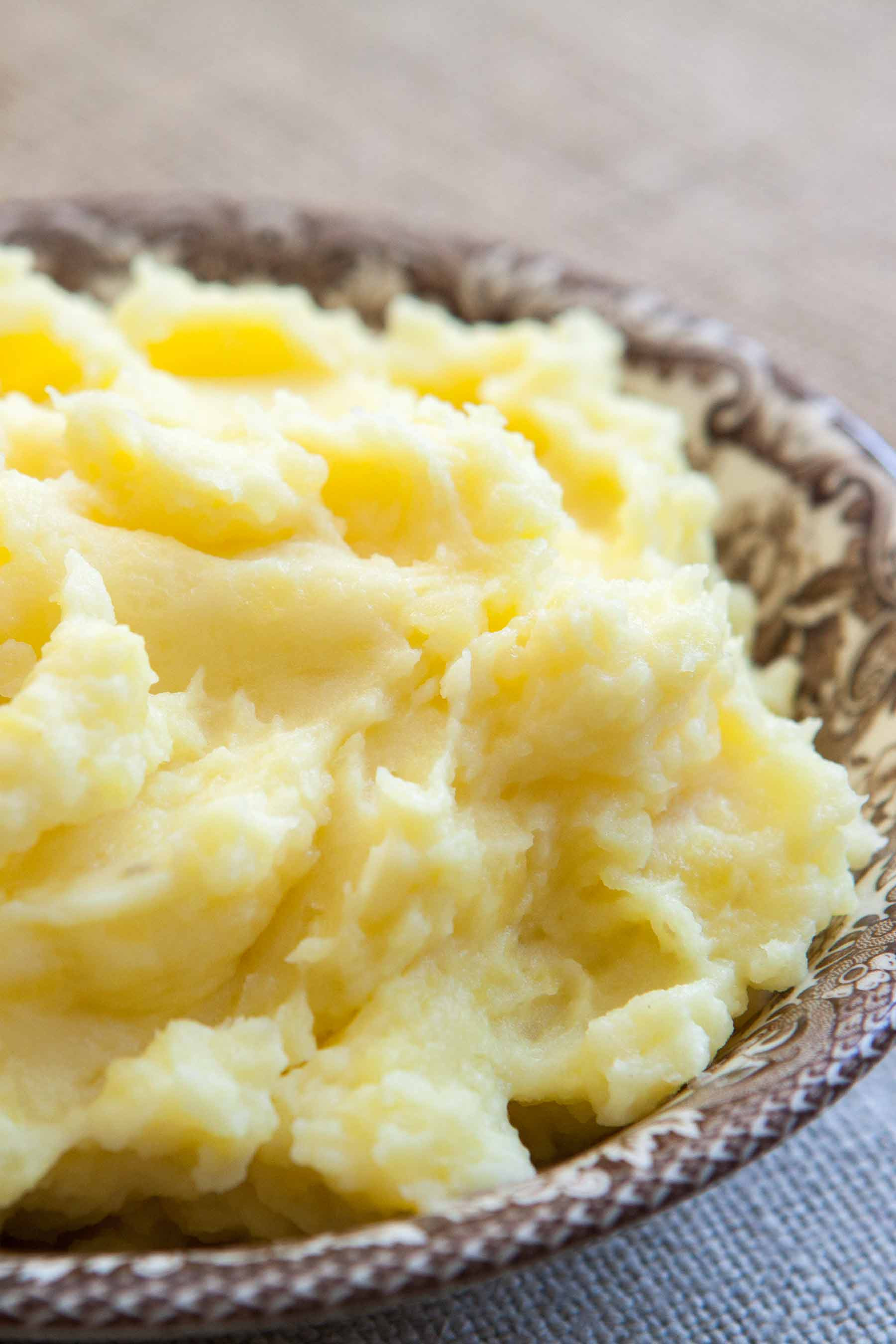 Mashed Potatoes Recipes  Perfect Mashed Potatoes Recipe with video
