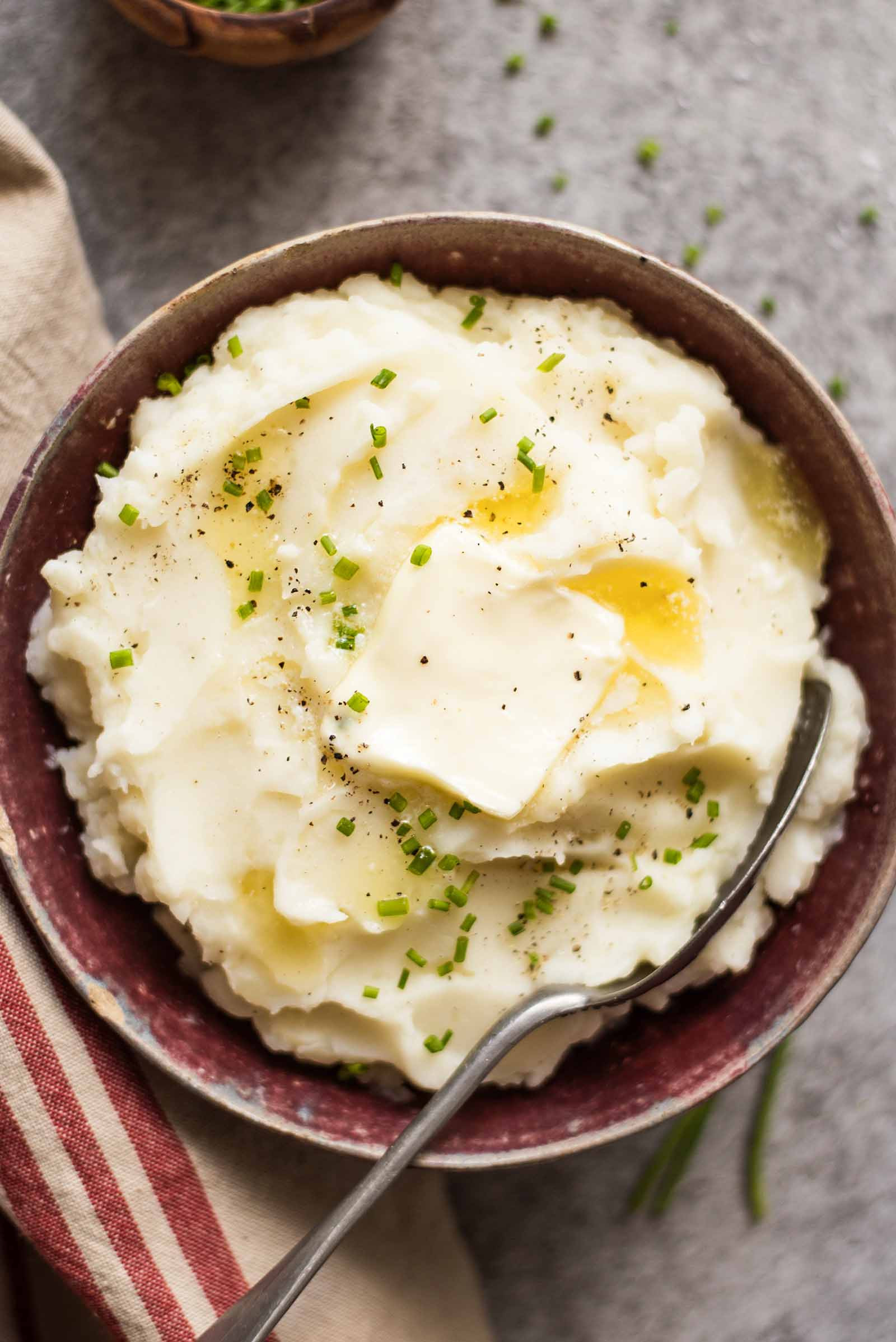 Mashed Potatoes Slow Cooker  Slow Cooker Mashed Potatoes Recipe