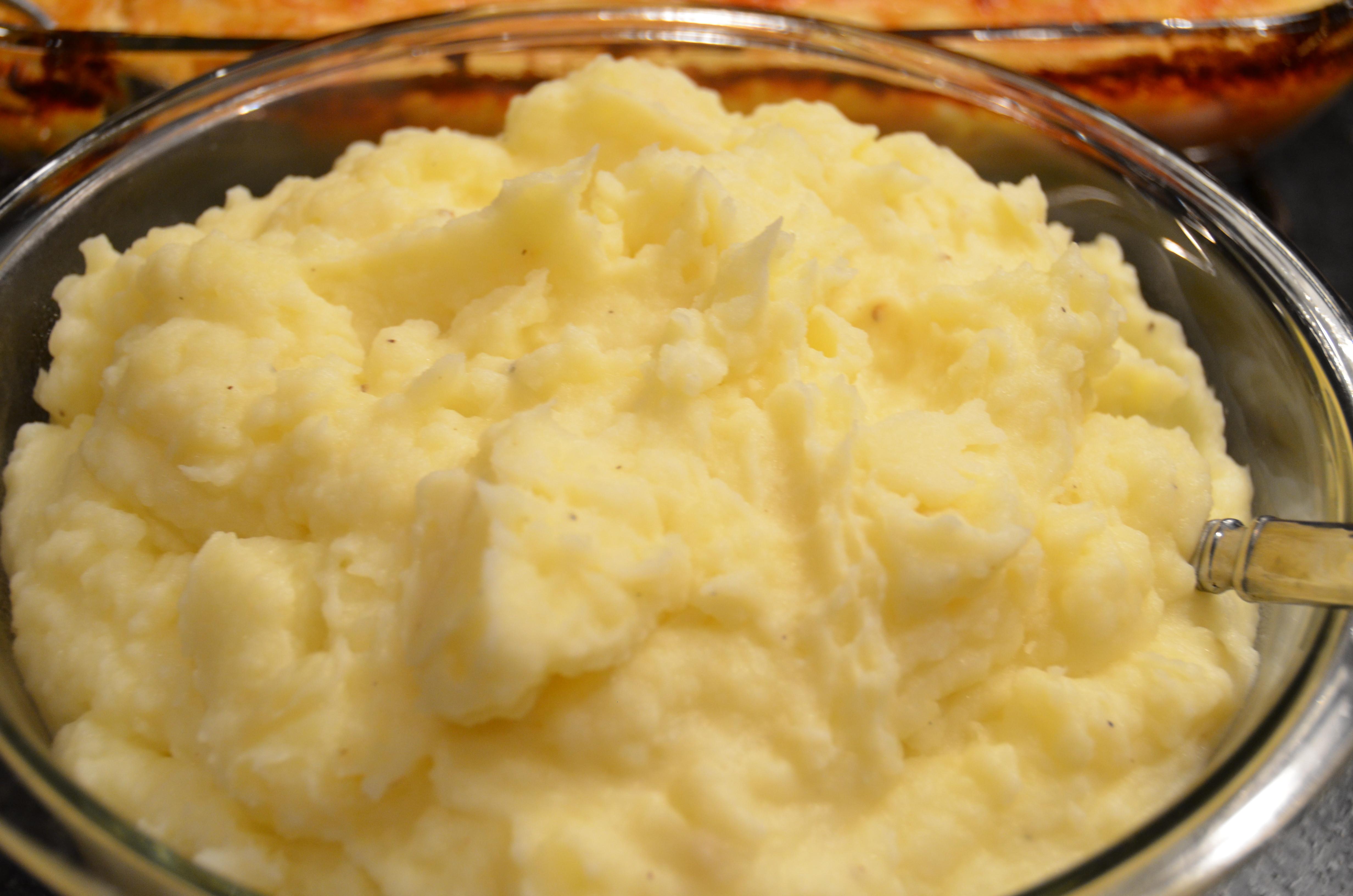 Mashed Potatoes Thanksgiving  Thanksgiving – Mashed Potatoes