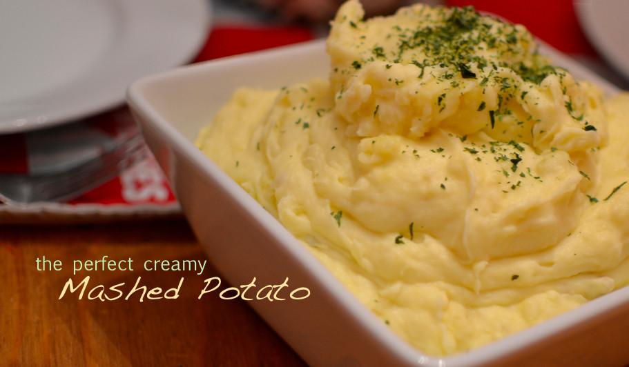 Mashed Potatoes Without Butter  Beginner Basics The perfect creamy Mashed Potato – no