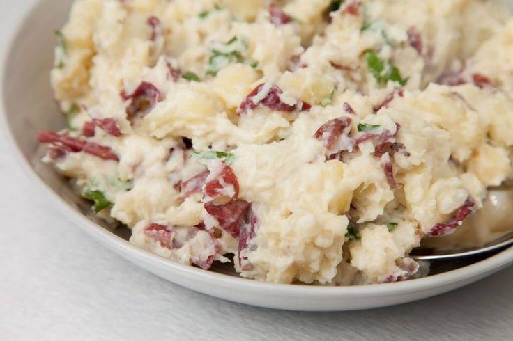 Mashed Red Potatoes  25 bästa Red skin mashed potatoes idéerna på Pinterest