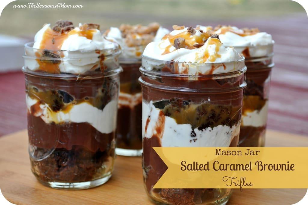Mason Jar Dessert Recipes  10 Mason Jar Summer Desserts