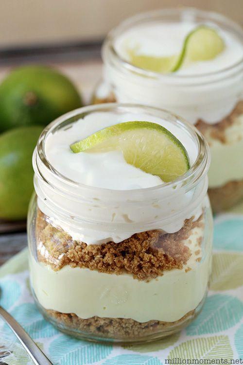 Mason Jar Dessert Recipes  Barattoli di vetro 10 idee per decorare il vostro matrimonio