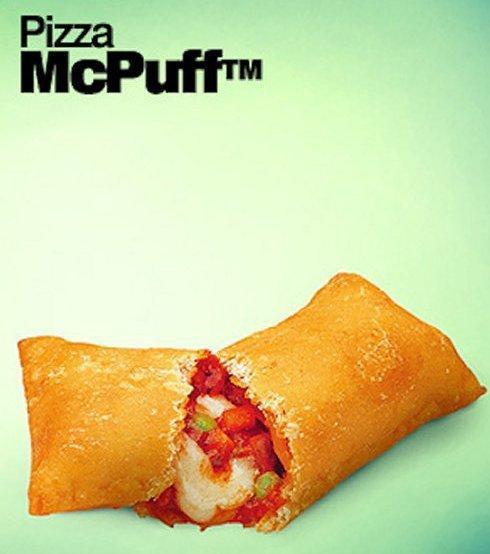 Mcdonald'S Chicken Tenders  Découvrez les burgers McDonald s les plus insolites du monde