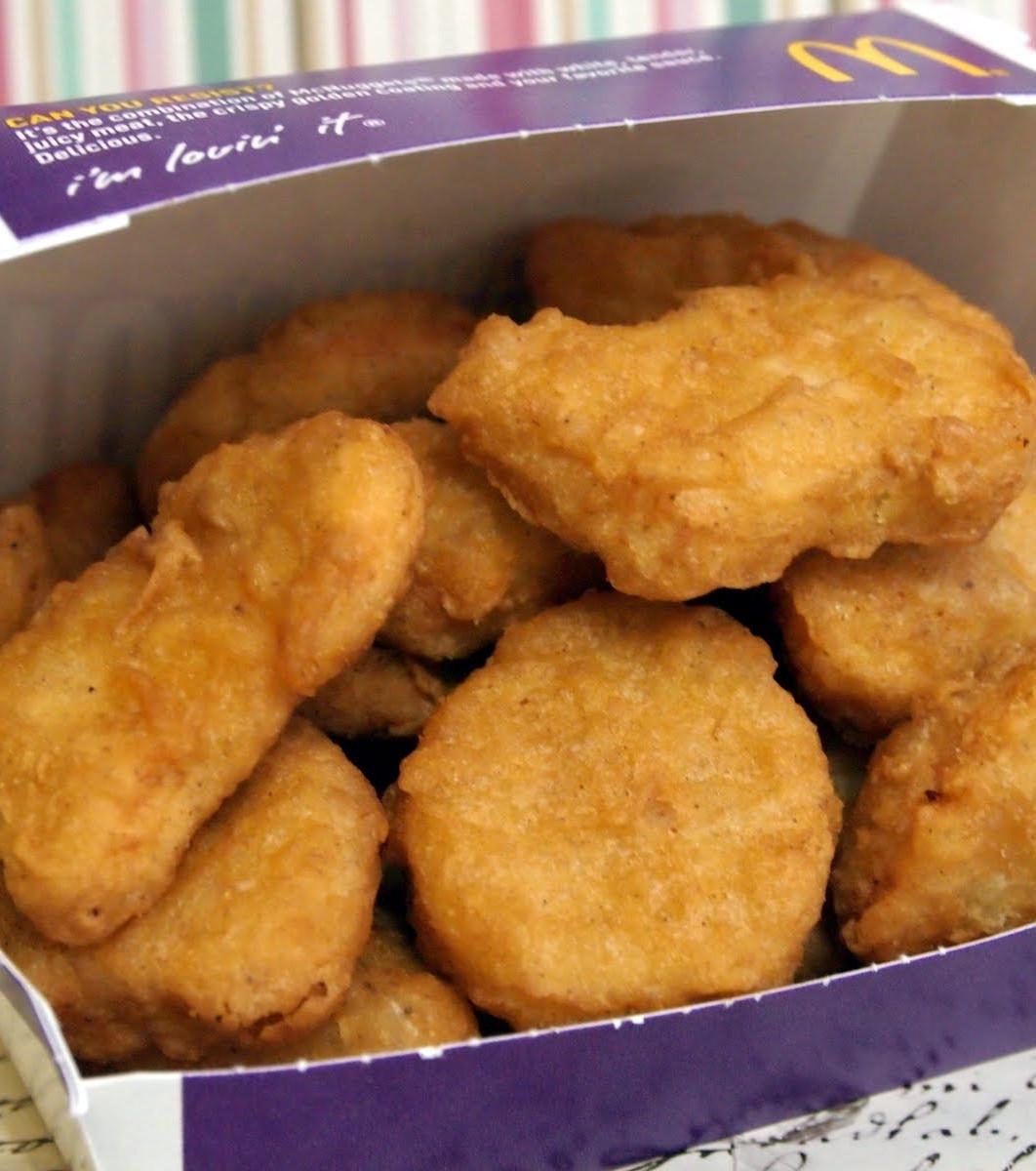 Mcdonald'S Chicken Tenders  Vingt choses que l on ignore sur McDonald s