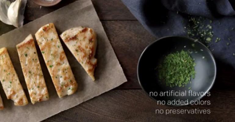 Mcdonald'S Chicken Tenders  Must see videos at NRN McDonald s introduces Artisan