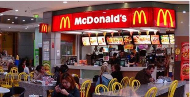 Mcdonald'S Dessert Menu  McDonald s teste les frites à volonté dans son restaurant