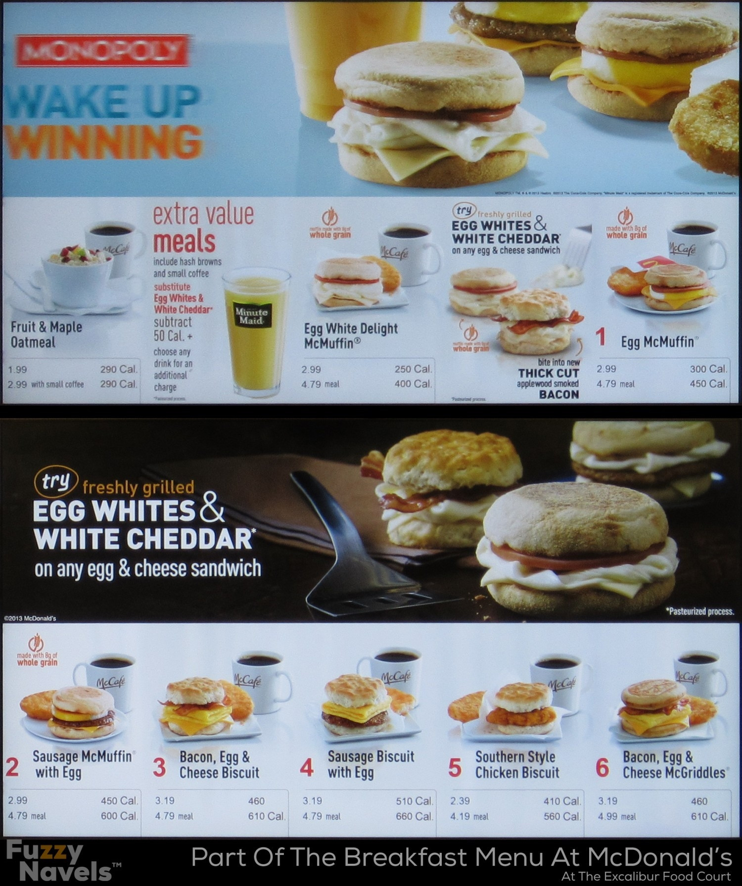 Mcdonald'S Dessert Menu  mcdonald s menu and prices