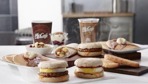 Mcdonald'S Dinner Box  McDonald s All Day Breakfast Has Limited Menu DailyScene