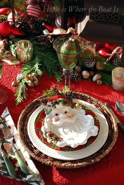 Mcdonald'S Dinner Box  Christmas Dining Set